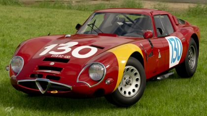 1965 Alfa Romeo Giulia TZ2 9