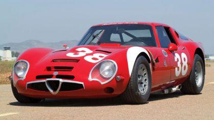 1965 Alfa Romeo Giulia TZ2 7