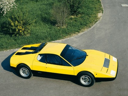 1973 Ferrari 365 GT4 Berlinetta Boxer 2