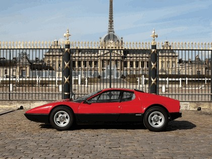 1973 Ferrari 365 GT4 Berlinetta Boxer 13