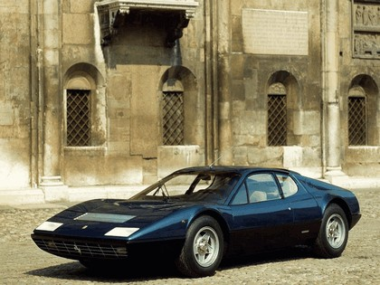 1973 Ferrari 365 GT4 Berlinetta Boxer 16