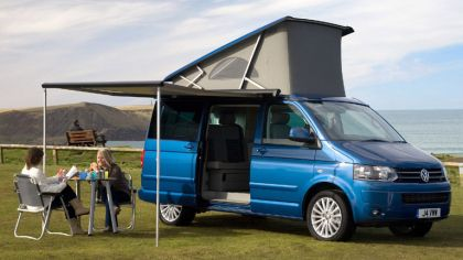 2009 Volkswagen T5 California - UK version 6