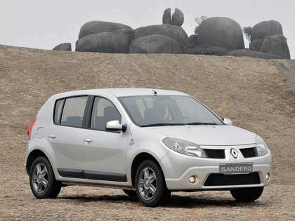 2010 Renault Sandero Vibe 1
