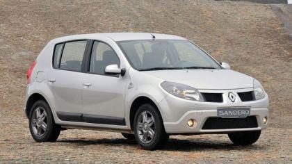 2010 Renault Sandero Vibe 9
