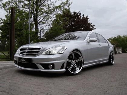 2010 Mercedes-Benz S550 ( W220 ) by MEC Design 6