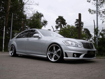 2010 Mercedes-Benz S550 ( W220 ) by MEC Design 8