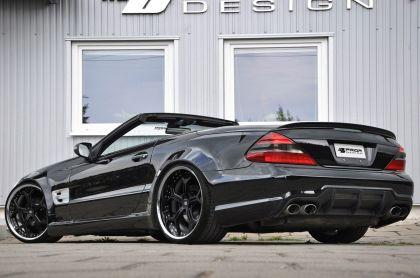 2010 Mercedes-Benz SL-klasse ( R230 ) by Prior Design 8