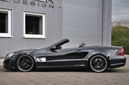 2010 Mercedes-Benz SL-klasse ( R230 ) by Prior Design 9