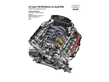 2005 Audi RS4 37
