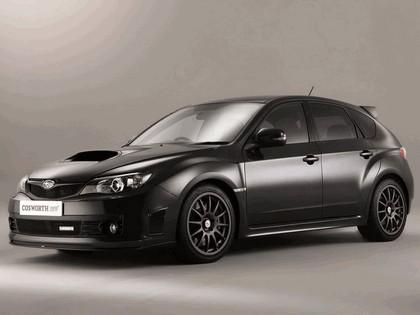 2010 Subaru Impreza STi CS400 Cosworth - UK version 1