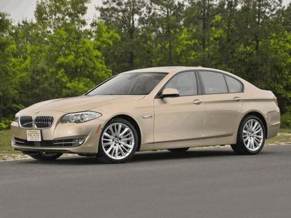 2010 BMW 550i ( F10 ) - USA version 2