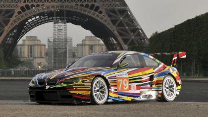 2010 BMW M3 ( E92 ) GT2 Art Car by Jeff Koons 3