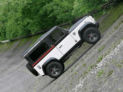 2010 Land Rover Defender by Aznom 3