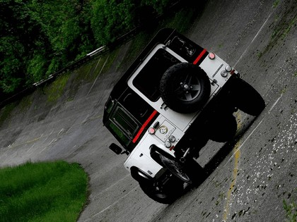 2010 Land Rover Defender by Aznom 9