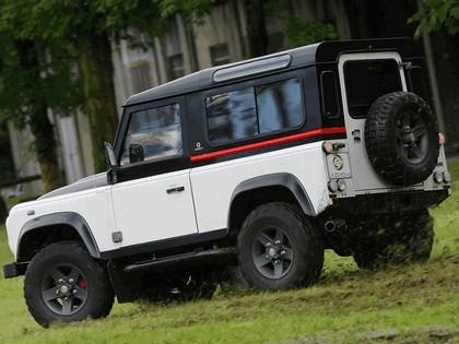2010 Land Rover Defender by Aznom 11