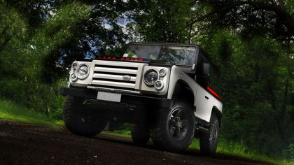 2010 Land Rover Defender by Aznom 8