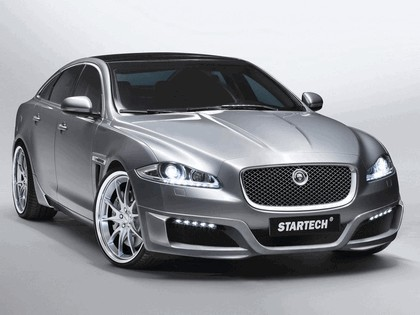 2010 Jaguar XJ by Startech 1