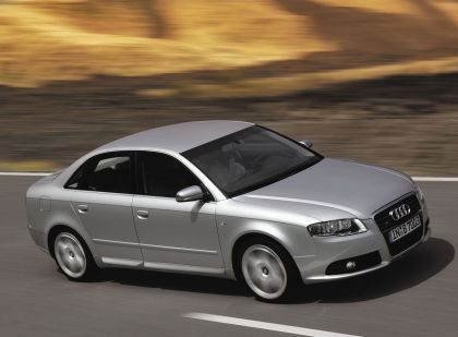 2005 Audi S4 8