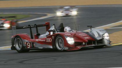 2010 Audi R15 TDI - 24hrs Le Mans 2