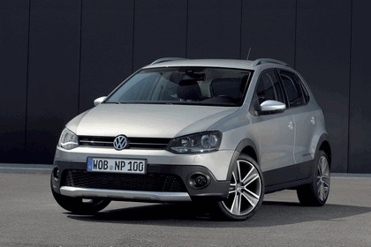 2010 Volkswagen Cross Polo 6
