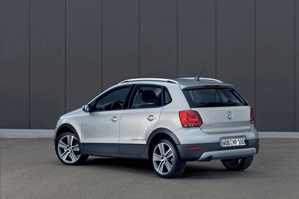 2010 Volkswagen Cross Polo 7