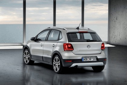 2010 Volkswagen Cross Polo 9