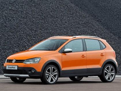 2010 Volkswagen Cross Polo - UK version 1