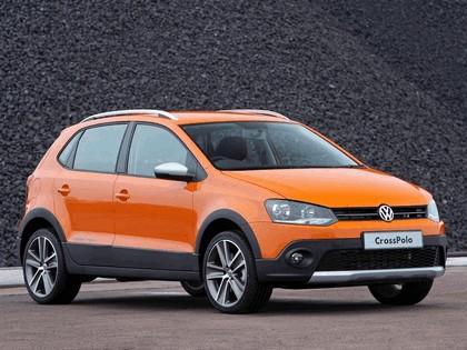 2010 Volkswagen Cross Polo - UK version 4
