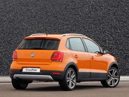 2010 Volkswagen Cross Polo - UK version 6