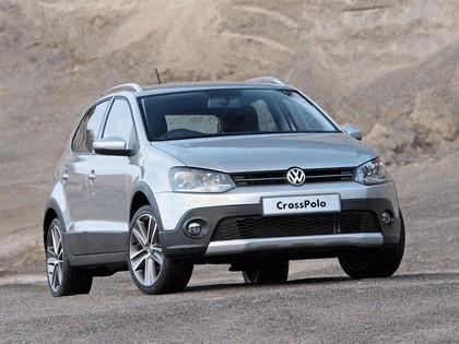 2010 Volkswagen Cross Polo - UK version 7