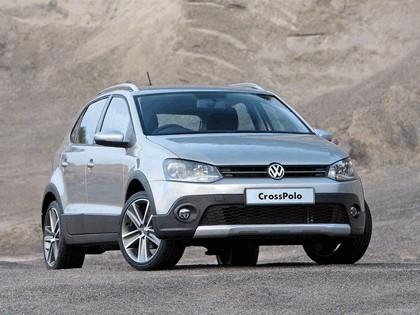 2010 Volkswagen Cross Polo - UK version 8