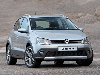2010 Volkswagen Cross Polo - UK version 9