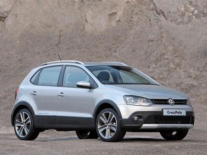 2010 Volkswagen Cross Polo - UK version 10