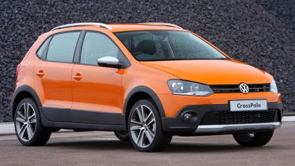 2010 Volkswagen Cross Polo - UK version 8