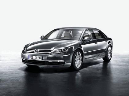 2010 Volkswagen Phaeton 5