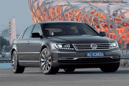 2010 Volkswagen Phaeton 16