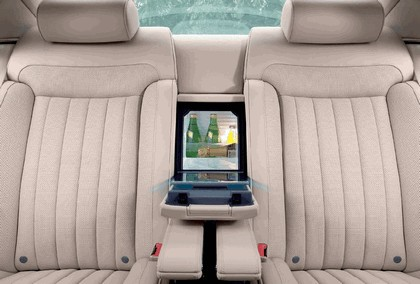 2010 Volkswagen Phaeton 27