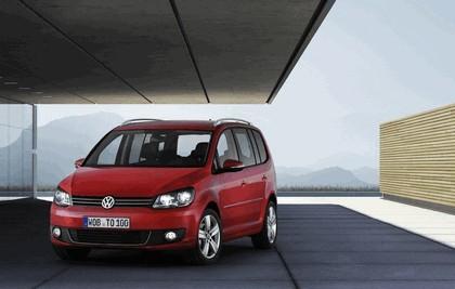 2010 Volkswagen Touran 4