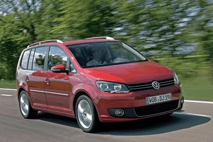 2010 Volkswagen Touran 7