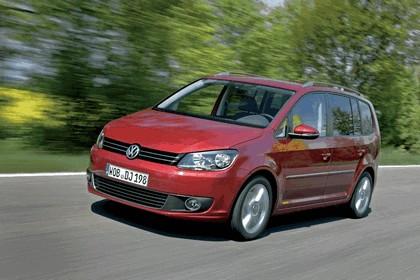 2010 Volkswagen Touran 8