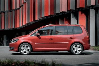 2010 Volkswagen Touran 13