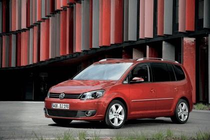 2010 Volkswagen Touran 14