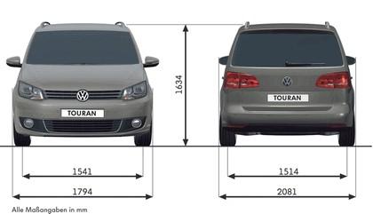 2010 Volkswagen Touran 25