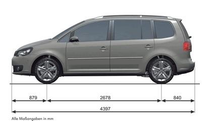 2010 Volkswagen Touran 26