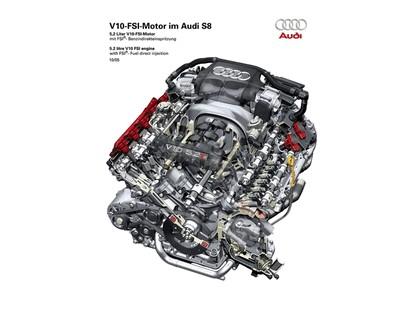 2005 Audi S8 33