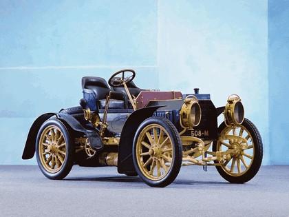 1901 Mercedes-Benz 35 HP 2