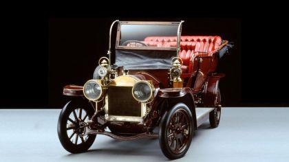 1902 Fiat 12-18 HP Parsifal 8