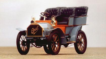 1902 Opel Motorwagen 10-12 PS 7