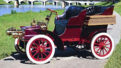 1904 Cadillac Model-B Touring 9
