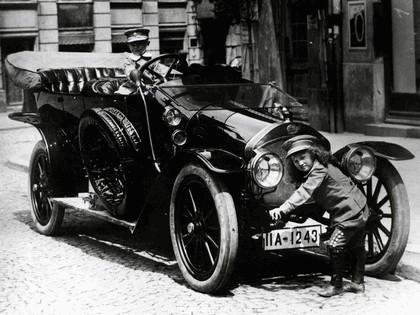 1910 Audi Typ-A 10-22 PS 2